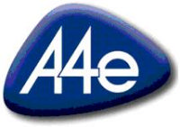 Logo for A4E Warren Trunchion ( Chris Lees)