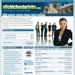 click here to visit All Chichester Jobs website